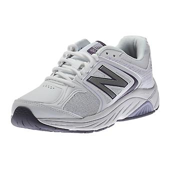 New Balance Womens WW847WT3 Low Top Lace Up Walking Shoes