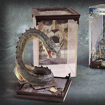 Harry Potter criaturas mágicas no. 3-basilisco