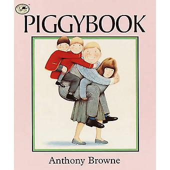 Piggybook by Anthony Browne - 9780833560971 Book