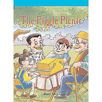 The Piggle Picnic by Janey Levy - 9781404264557 Book