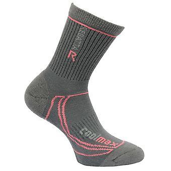 Regatta Womens/Ladies 2 Season TrekTrail Coolmax Walking Socks