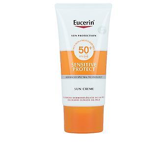 Eucerin Sensitive Protect Sun Cream Dry Skin Spf50+ 50 Ml Unisex