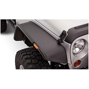 Bushwacker 10053-07 FF Jeep Flat Sty 2Pc