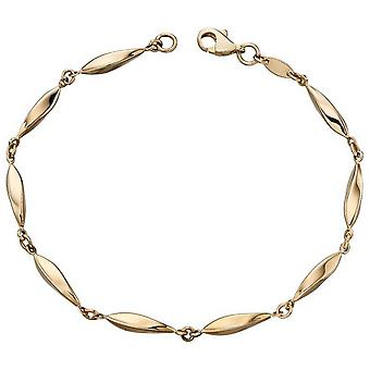 Elements Gold Marquise Bracelet - Gold