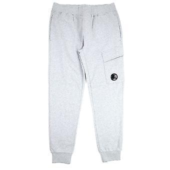 CP selskap Diagonal hevet fleece linse svette bukse grå M93