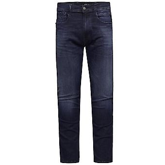 Replay Hyperflex Cloud Jeans Navy