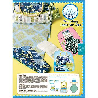 Traveling Totes For Tots  All Sizes In One Envelope Pattern K0109
