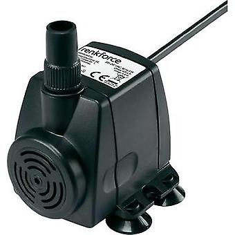 Indoor fountain pump Renkforce 5W 400 l/h 0.8 m