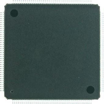 Embedded microcontroller MC56F8357VPYE LQFP 160 (24x24) NXP Semiconductors 16-Bit 60 MHz I/O number 76