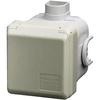 CEE wall socket 32 A 5-pin 400 V MENNEKES 4130