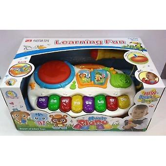WinFun Panel Piano Musical Bilingual (Toys , Educative And Creative , Music , Infants)