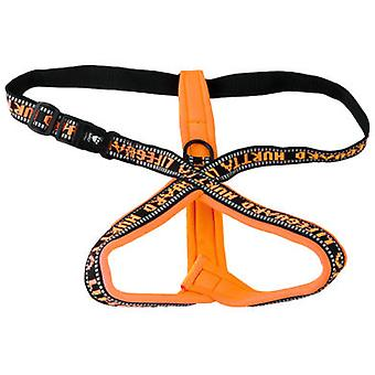 Hurtta Harness Padded Y Orange (Dogs , Walking Accessories , Harnesses)