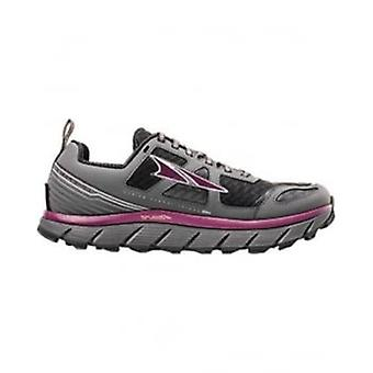 Womens Black/Purple Lone Peak 3.0