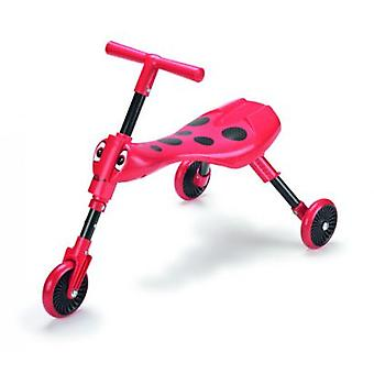 Smart Trike Tricycle Scuttle Bug Ladybug (All'Aperto , Su Ruote , Biciclette E Tricicli)