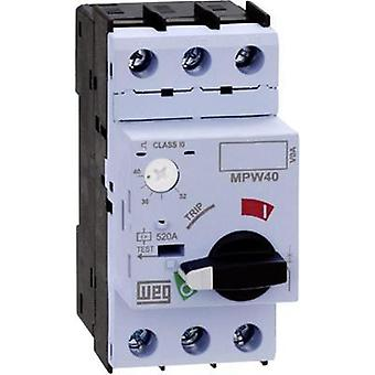 Overload relay adjustable 25 A WEG MPW40-3-U025 1 pc(s)