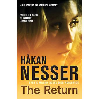 The Return by Hakan Nesser & Laurie Thompson
