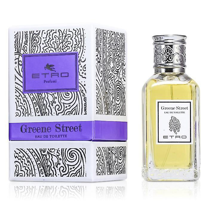 Etro Greene Street Eau De Toilette Spray 50ml / 1. 7 oz