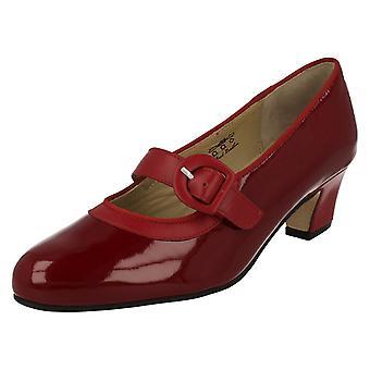 Damer Equity bred montering Domstolen sko Maxine