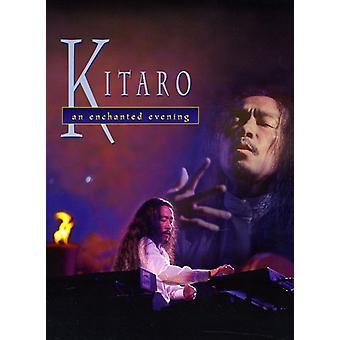 Kitaro - fortryllede Eveningn [DVD] USA importerer