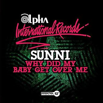 Sunita - por que meu bebê ficou por cima de mim (EP) [CD] EUA importar
