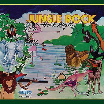 Hank Mizell - Jungle Rock [CD] USA import