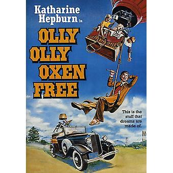 Olly Olly okser gratis [DVD] USA importerer