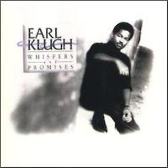 Earl Klugh - Whispers & Promises [CD] USA import