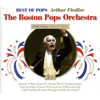 Arthur Fiedler & the Boston Pops Orchestra - Best of Pops [CD] USA import