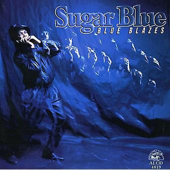 Sugar Blue - Blue Blazes [CD] USA import