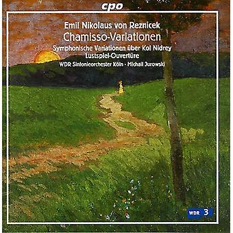 E.N.V. Reznicek - Emil Nikolaus Von Reznicek: Importazione di Chamisso-Variationen [CD] USA