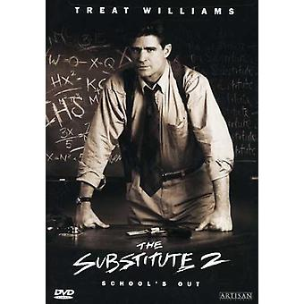 Substitute 2 [DVD] USA import