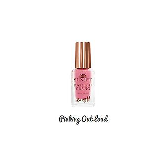 Barry M Barry M coucher de soleil ongles peinture denteler Out Loud