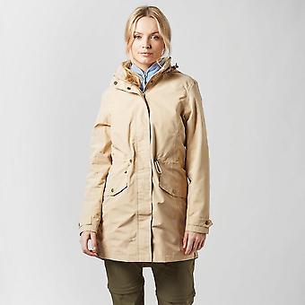 Cream Peter Storm Women's Cedar II Jacket