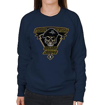 Death From Above Mobile Infantry Starship Troopers Women's Sweatshirt
