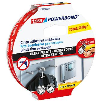 Tesa Powerbond Ultra Strong Double-Sided Self-Adhesive Mounting Tape