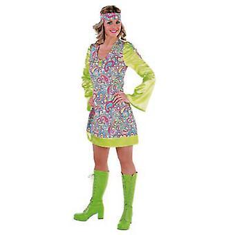 Kvinder kostumer kvinder 70 's disco lykkelig kjole
