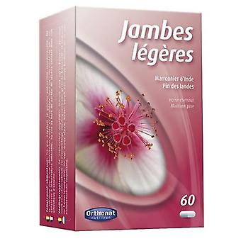 Ortho-nat Jambres Legeres Legs Light 60 Capsules