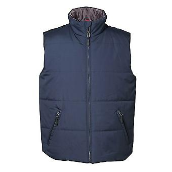 ID Mens Classic Thermal Lined Regular Fitting Sleeveless Vest/Gilet