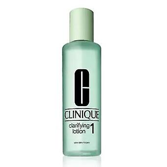 Clinique Clarifying Lotion 1 Dry Skin