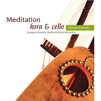 Bach, J.S. / Brahms / Burtin / Marcinkowska - Meditation: Kora & Cello [CD] USA import