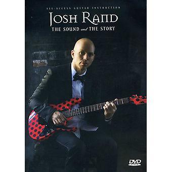 Guitar: Lyd & historie [DVD] USA importerer
