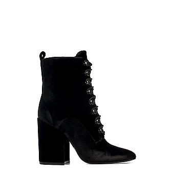 Kendall + Kylie women's KKBRIDGET2 black polyester ankle boots