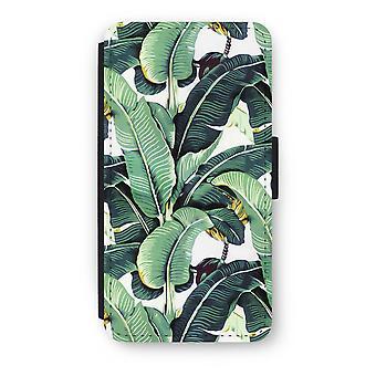 iPod Touch 6 Flip Case - liści bananowych