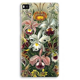 Huawei Ascend P8 Full Print Case - Haeckel Orchidae