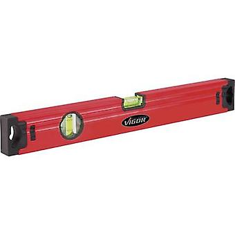 Alu spirit level 40 cm Vigor V262
