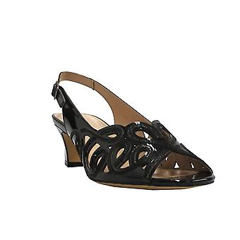 Lotus Womens Shoe Marianna Black