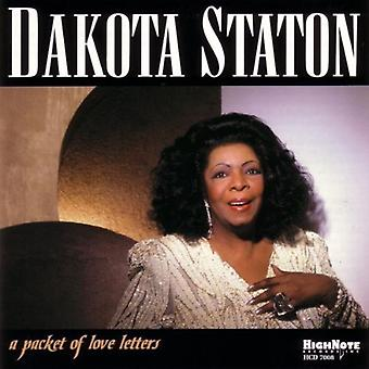 Dakota Staton - Packet of Love Letters [CD] USA import