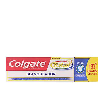 Colgate Total Blanqueador Pasta Dentifrica 75ml 33% Unisex New