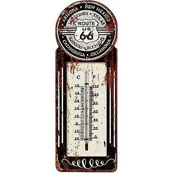 Evenwicht Thermometer Route 66
