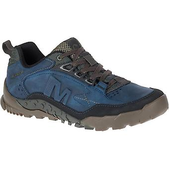 Merrell Mens Annex Trak Leather Lace Up Urban Walking Trainers